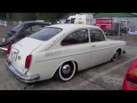 1973 vw 1600 type 3 fastback @ olen 2014