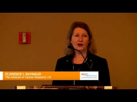 Florence I. Raynaud | The Institute of Cancer Research | UK | Metabolomics 2014