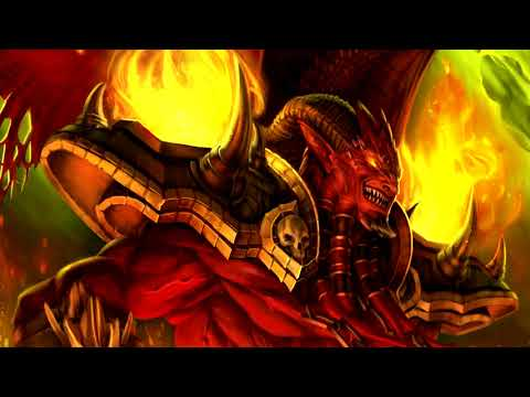 World of Warcraft 7.3 - реплики Кил'джедена
