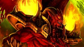 World of Warcraft 7.3 - реплики Кил'джедена