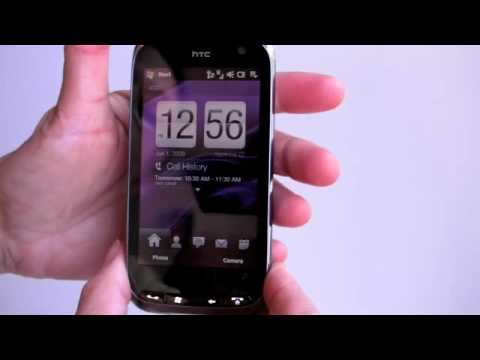HTC Touch Pro2 Video Review