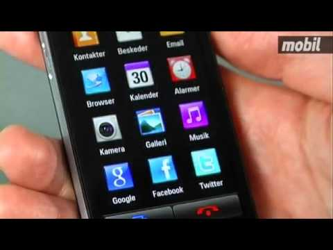 LG GD880 Mini test