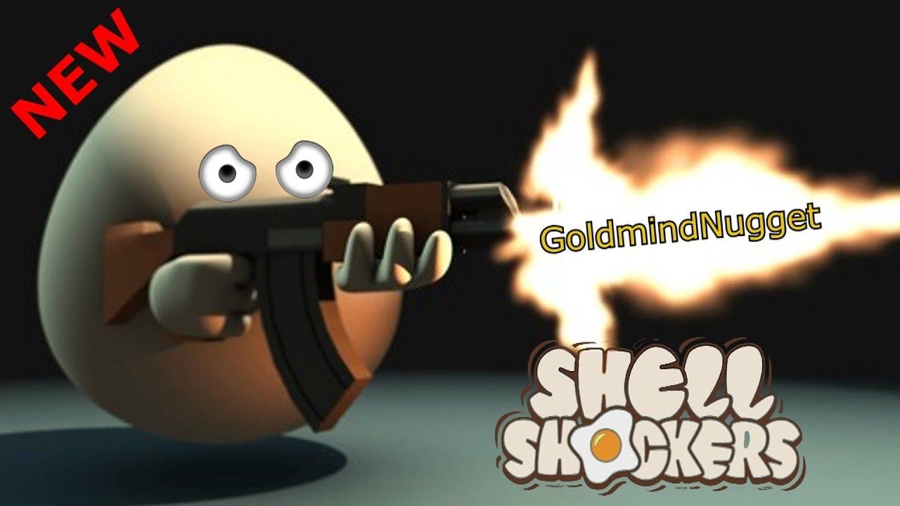 New Io Game Shell Shockers Gameplay World Record 85