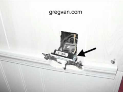 Light switch with missing ground wire consumer advice youtube greentooth Choice Image