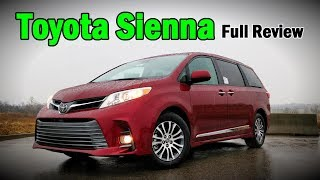2018 Toyota Sienna: FULL REVIEW | Limited Premium, XLE, SE, LE & L