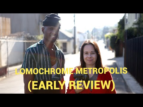 Lomography Lomochome Metropolis (Early Review)