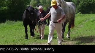 2017 05 27 Sortie Roxane Quianty. Merci à Catherine et Laurent pour les photos