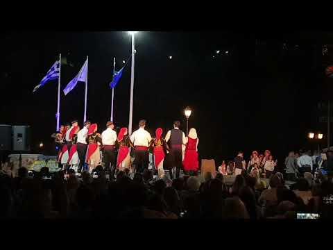 Διεθνές Φεστιβάλ Χορού στον Αγ. Νικόλαο (1)
