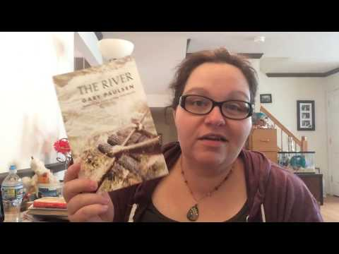 """Connie Reads: Chapter 17  """"The River"""" by Gary Paulsen : 2017 - 30"""