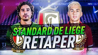 FIFA 18 | CARRIÈRE STANDARD LIÈGE: RETAPER !