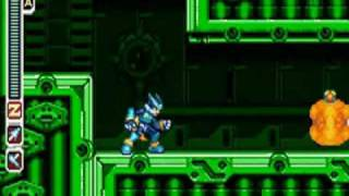 Mega Man Zero 3 - Hidden Phantom and Baby Elves 2nd Encounter: Sub Arcadia
