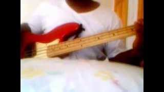 dave hollister striving bass cover