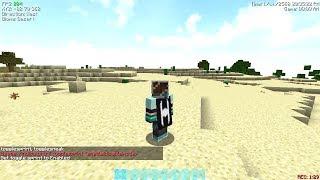 Mod PvP ทำเอง! - Minecraft รีวิว Indicator Utils Mod