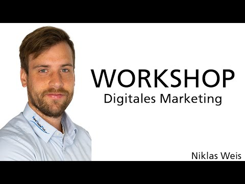Workshop: Digitales Marketing