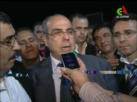 ALGERIE: Lakhdar BELLOUMI * Mohamed RAOURAOUA * Hachemi DJIAR