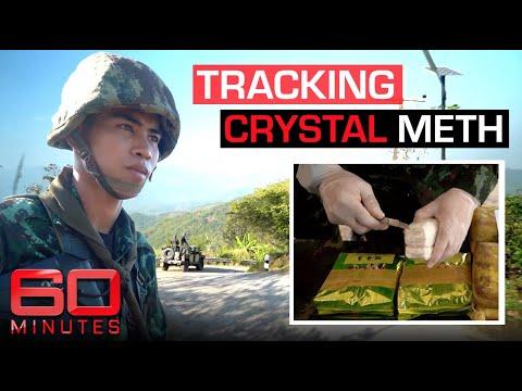 Tracking crystal meth