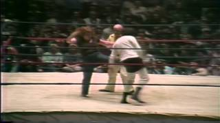 "Andy Kaufman ""Greatest Heel of All Time"""