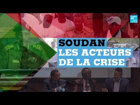 Soudan : Qui Sont Les Acteurs De La Crise ?