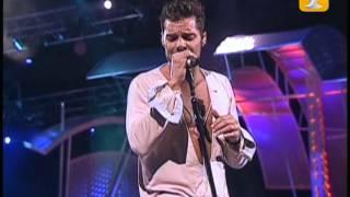 Ricky Martin, Vuelve, Festival de Viña 2007