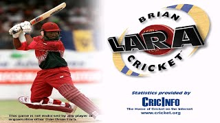 Brian Lara Cricket '99 - Best Classic Game PC Gameplay