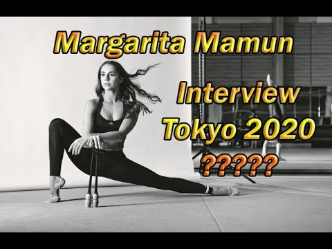 Margarita MAMUN big interview / Tokyo 2020 / English Subtitles / Маргарита Мамун интервью