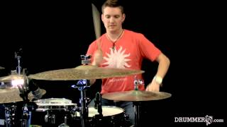KEVIN PRINCE: 30 Seconds to Mars, From Yesterday (Drum Cover)