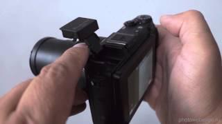 Canon PowerShot G1X Mark II. Видео обзор(При некоторых спорных моментах эргономики, камера, при своих компактных размерах, выдает великолепные..., 2014-06-20T19:39:31.000Z)
