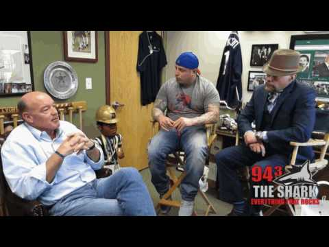 Interview with former New York Jet, Marty Lyons