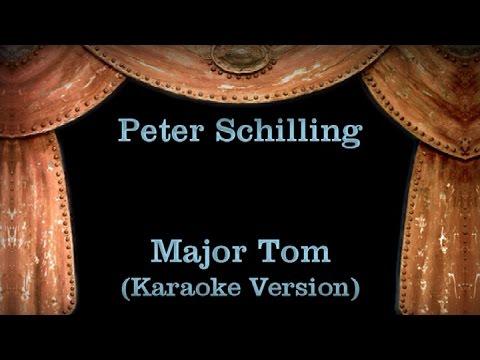 Peter Schilling - Major Tom Lyrics (Karaoke Version)