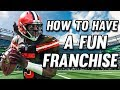 """How To Have A Fun """"Franchise"""" Sports Gaming Experience"""