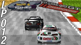 Let's Play Top Gear GT Championship - Part 12 - Year 2 Suzuka Circuit