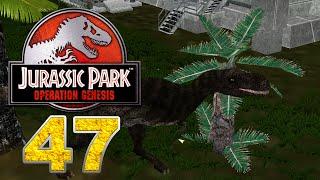 Jurassic Park: Operation Genesis - Episode 47 - Safari Zone