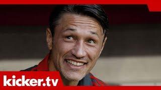 Kovac gegen Frankfurt - Der Kampf um den Supercup | kicker.tv