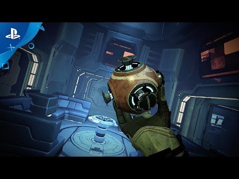 The Persistence - Announce trailer | PS VR