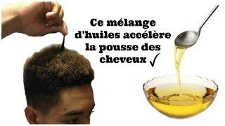 Accélérez la pousse de vos cheveux en combinant ces deux huiles!