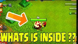 What Is Inside of 5 th ANNIVERSARY CAKE In Clash of Clans!!
