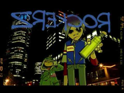 Gorillaz - Its the music that we choose