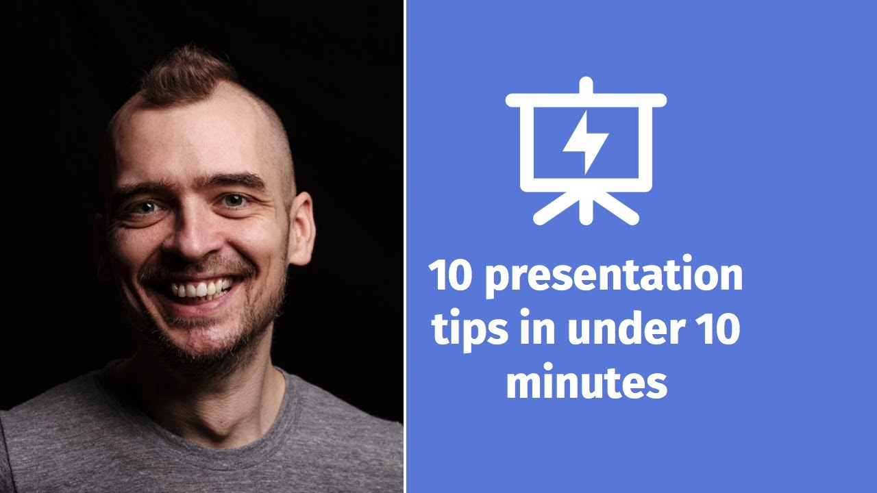 10 presentation tips in under 10 minutes - presentation hero - youtube, Presentation templates