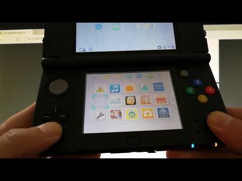 Install R4 3DS B9S www.r4i-sdhc.com on NEW 3DS Console