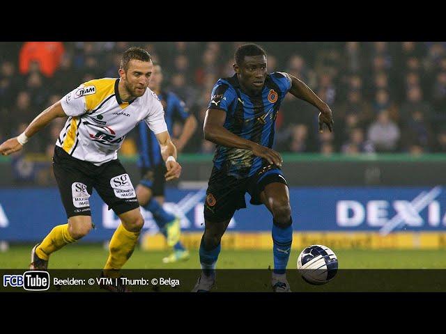 2011-2012 - Jupiler Pro League - 22. Club Brugge - Sporting Lokeren 3-0