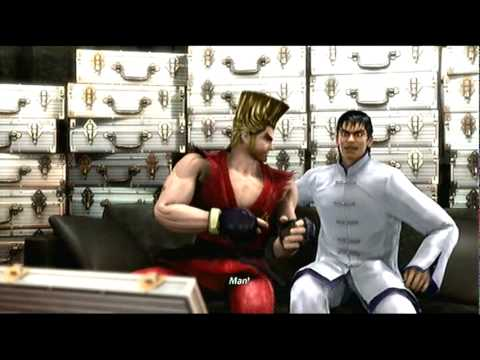 Tekken 6 (鉄拳6 - 철권6) Ending part...