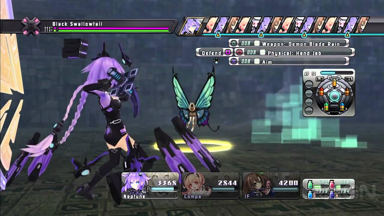 [Análise Retro Game] - HyperDimension Neptunia - Playstation 3 Maxresdefault