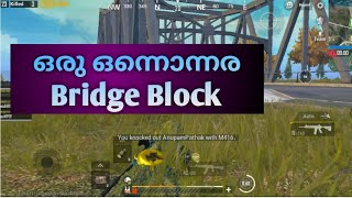 ഒരു അഡാർ Bridge Block കഥ🤪| Aaron Stone Gaming | Team NEMESIS