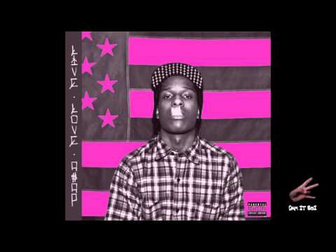 ASAP Rocky - Brand New Guy Ft. Schoolboy Q (Chopped and Screwed)