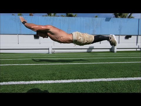 How To Do Superman Push-Ups With Scott Mathison