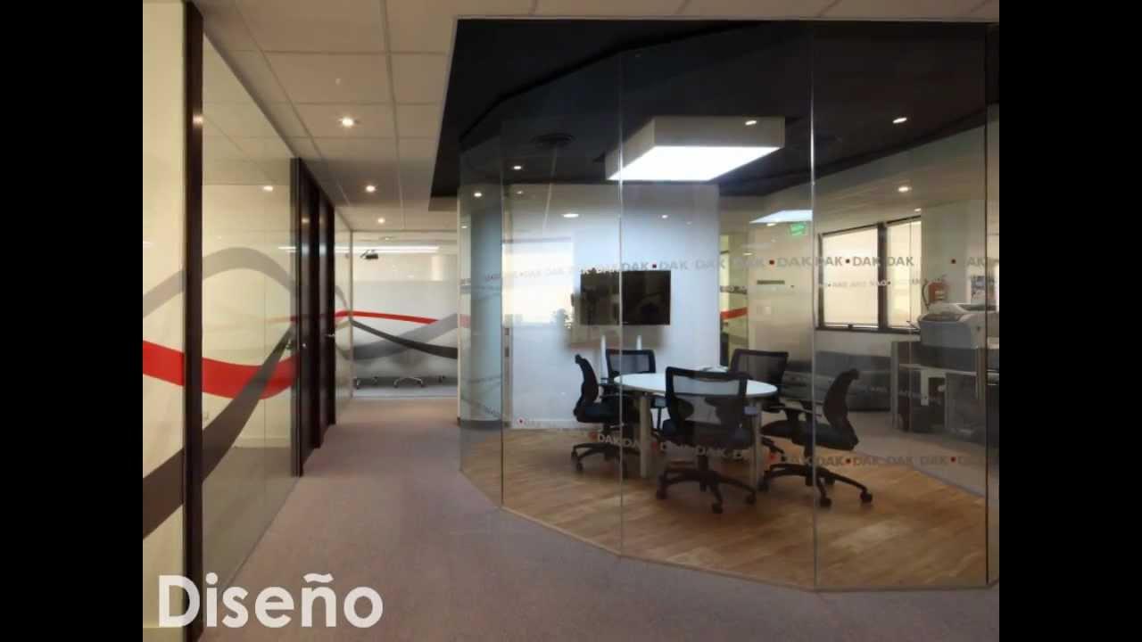 Dise o y construcci n de oficinas youtube for Diseno de oficinas pequenas planos