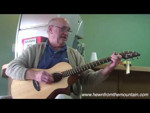 Bob Lawson sings 'Fat Gal' by Merle Travis
