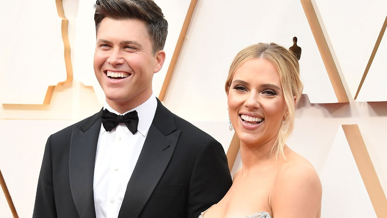 Scarlett Johansson and Colin Jost Welcome Baby
