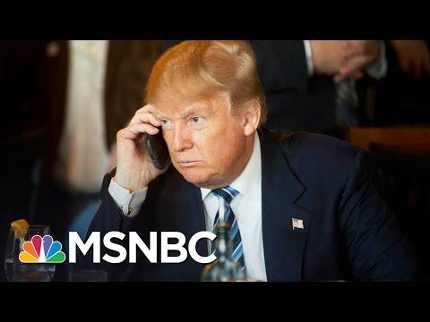 No, Presidents Can't Order Wiretaps | AM Joy | MSNBC