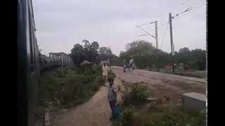 Dwijendra Lal Roy Setu on Churni River, Ranaghat Nadia - Kalinarayanpur Junction Station